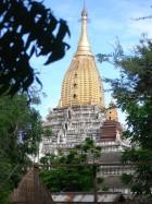 La pagode Ananda. Photo Marchés d'Asie.