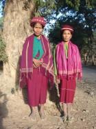 Femmes Khunsho. Photo Marchés d'Asie.