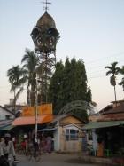 La vieille horloge. Photo Marchés d'Asie.