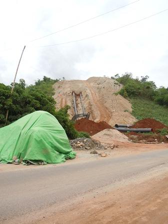 Le projet Shwe dans la région de Mandalay. Photo Marchés d'Asie.